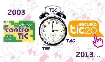 Revista Andalucía Educativa - En Portada - Consejería de Educación, Cultura y Deporte | TIC-TAC-TEP Gestión educativa de las TICs en el aula | Scoop.it