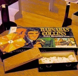 Cheap Thrills Thursday, Retro Halloween Edition: Barnabas Collins Game | Antiques & Vintage Collectibles | Scoop.it