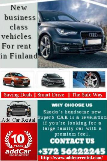 Best Price Car Rental In Finland, Helsinki | Shanu | Scoop.it