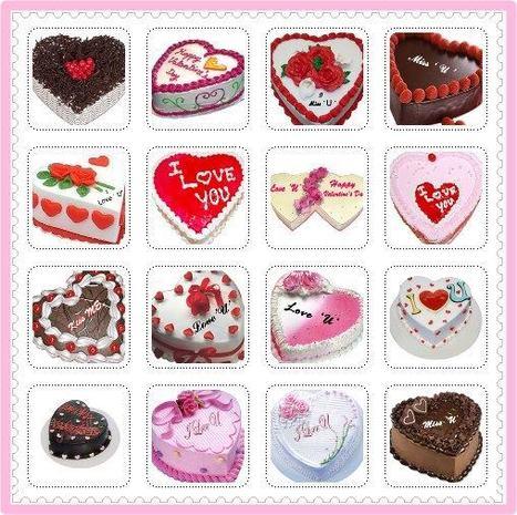 Top 12 Hand-Picked Valentine Cakes to your special ones. | Us2guntur | Scoop.it