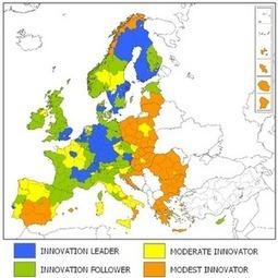 Toute l'Europe: Comparatif : Innovation et recherche dans l'UE | L'Europe en questions | Scoop.it