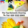The Top Domestic Cleaning
