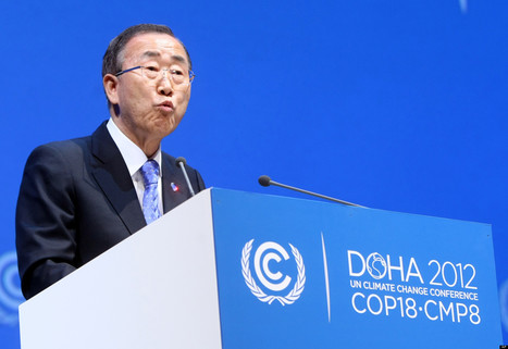 U.N. Secretary General: Developed World Has 'Most Of The Responsibility' To Address Climate Change | Climate change challenges | Scoop.it