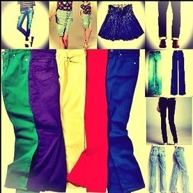 Different Denim Styles | Fashion, Jeans and Clothing | Scoop.it