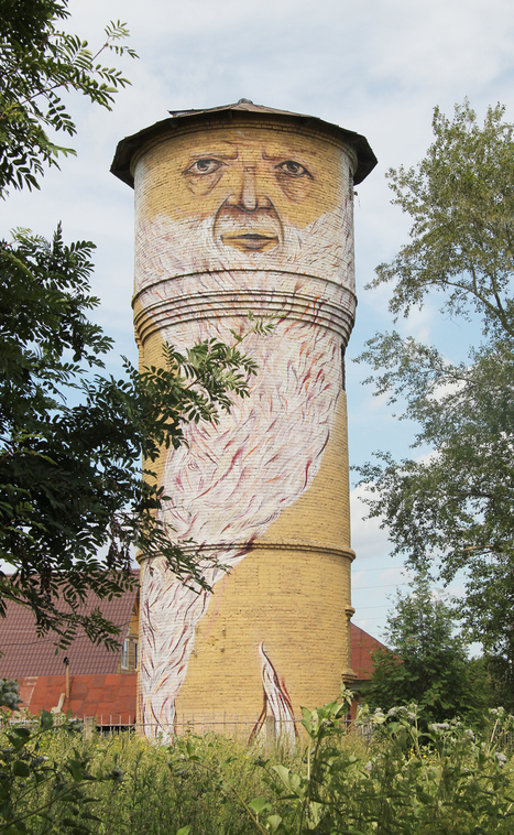 Nikita Nomerz | Street-Artist | Reflejos | Scoop.it