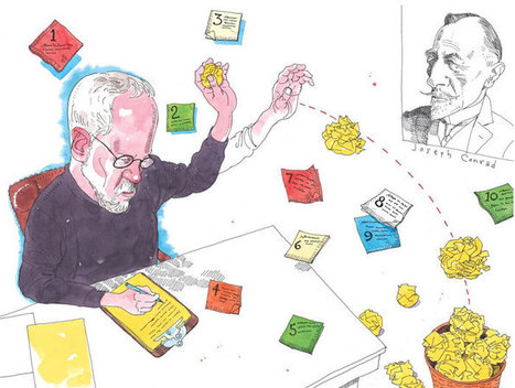 Elmore Leonard's 10 Rules of Writing | On Writing | Scoop.it