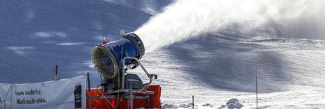 Les canons à neige, pour ignorer le réchauffement climatique | Toxique, soyons vigilant ! | Scoop.it