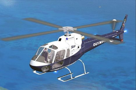 Eurocopter AS350 for FSX | Microsimulation | Scoop.it