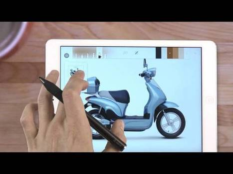 Forge Is a Sketch App for iPad Focused On Brainstorming Ideas | Tools You Can Use | Scoop.it