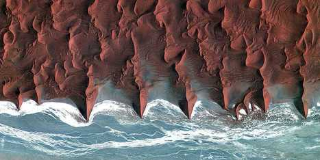 A Decade Of Observing Earth From Space Has Given Us These Breathtaking Views [PHOTOS] | Everything from Social Media to F1 to Photography to Anything Interesting | Scoop.it