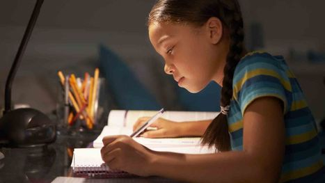 What Kinds of Homework Seem to be Most Effective? | On Learning & Education: What Parents Need to Know | Scoop.it
