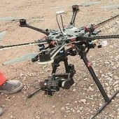 BBC News launches hexacopter 'flying camera' to give viewers the bigger picture | Technology in Business Today | Scoop.it