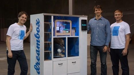 L'imprimante 3D se démocratise ! - | Veille techno internet | Scoop.it