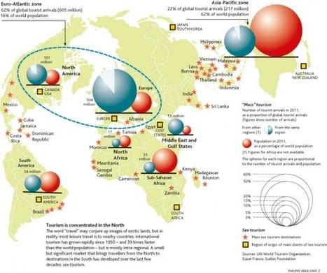 Geography of tourism - Le Monde diplomatique - English edition | pontogeo | Scoop.it