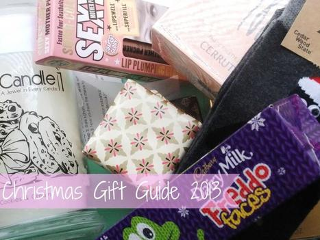 Raspberrykiss | UK Beauty Blog: Christmas Gift Guide 2013 | Beauty | Scoop.it