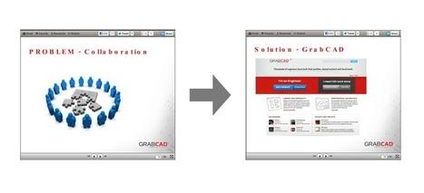 GrabCAD: From Facebook for Engineers to PLM? | Scoop it christophe | Scoop.it