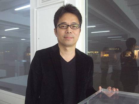 tokujin yoshioka: A&W designer of the year 2011 | Art, Design & Technology | Scoop.it