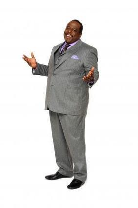 """Cedric The Entertainer is """"The Soul Man"""" 