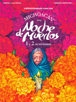 Noche de Muertos 2013 | día de muertos | Scoop.it