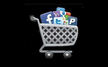 The Rise of Social Shopping via @HaikuDeck | AtDotCom Social media | Scoop.it