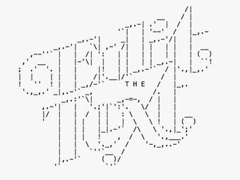 Edit the Text logo | ASCII Art | Scoop.it