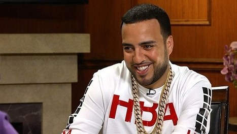 » French Montana talks Kanye, Taylor Swift and Khloe on 'Larry King Now' | The Hype Magazine | Scoop.it