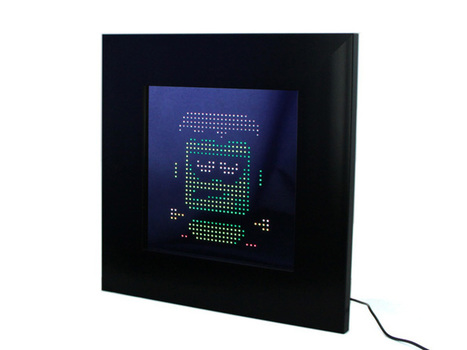 (Pre-Order) PIXEL - Black Frame   Julien Andre   Scoop.it