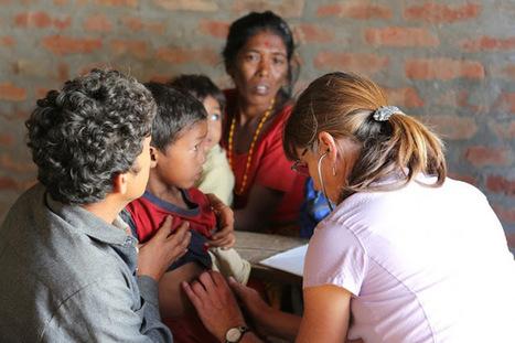 Mountain Volunteer: Global Health Internship | The Mountain Fund | Nepal - The Mountain Volunteer: Heal - Teach - Build | Scoop.it