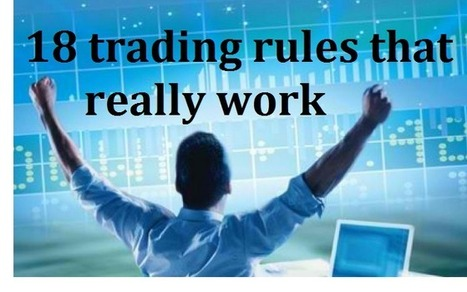 18 Trading Rules of Richard G. Rhodes | Forex Learning | Scoop.it