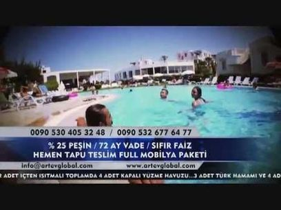 Artev Global Kusadasi | Artev Global Bodrum'de TV Euro D ve ATV | Scoop.it