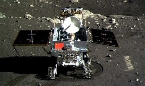 China's Moon Landing Highlights Strategic Ambitions - Radio Free Asia | World History | Scoop.it