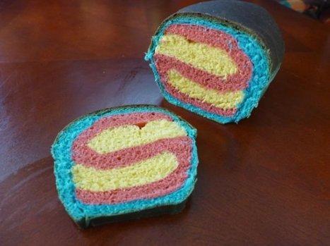 Superman Bread, Dough of Steel | All Geeks | Scoop.it