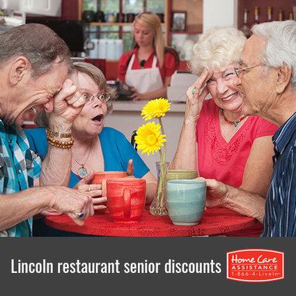 Top 5 Restaurant Senior Discounts in Lincoln, NE | Home Care Assistance Lincoln NE | Scoop.it