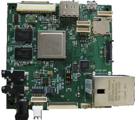 Boundary Devices Unveils Nitrogen6X Freescale i.MX6 Development Kit (aka i.MX6q Sabre Lite)   Embedded Systems News   Scoop.it