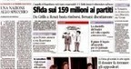 """Beppe Grillo e """"l'accordo"""" da 159 milioni di euro   Analisi, Politica Italiana   Scoop.it"""