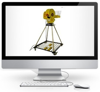 Deluxe Models - Introducing Custom Featured Cricket Bowling Machine | topiky | Scoop.it
