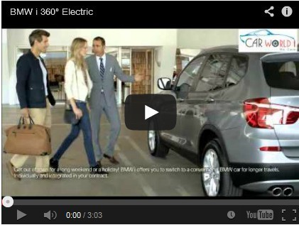 BMW i 360° Electric | Buy Used Car in Ahmedabad - CarWorld1 | Scoop.it