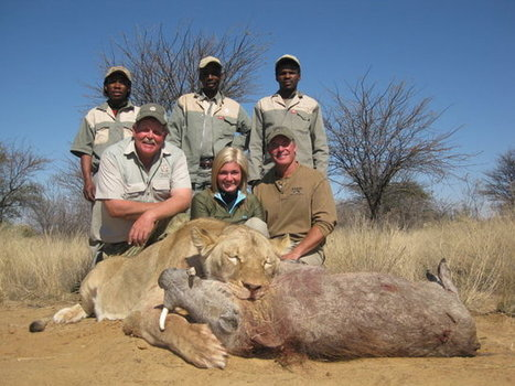 Stop any kind of Safari hunting in Africa | Science and Nature | Scoop.it