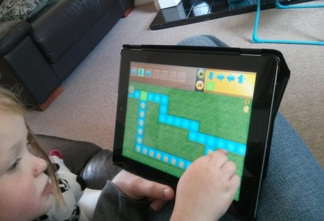 Apps to get your kids coding on the iPad part 1 | iPad Insight | Library | Scoop.it