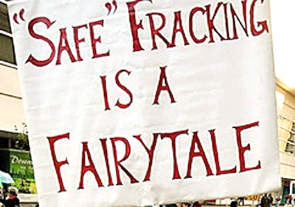 Safe Fracking is a Fairy Tale—The Latest Science from Europe « EcoWatch: Uniting the Voice of the Grassroots Environmental Movement | EcoWatch | Scoop.it