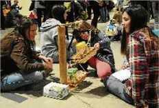 Més de 200 nens i nenes experimenten amb els sentits i amb els números - Regio 7 | Museus | Scoop.it