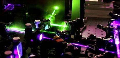 Revolutionary solar cells double up as lasers | Amazing Science | Scoop.it