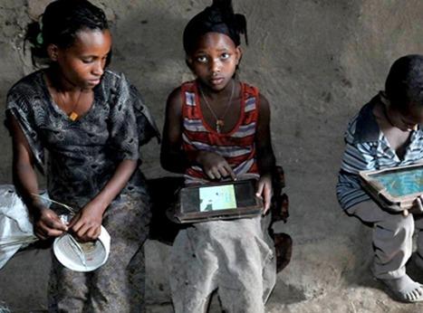 Afrique : une tablette tout-en-un pour remplacer les cartables | Innovations, telecommunications, breakthrough | Scoop.it