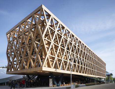Chile, Medalla de Plata por 'Mejor Pabellón' de la Expo Milán 2015 - Plataforma Arquitectura | retail and design | Scoop.it