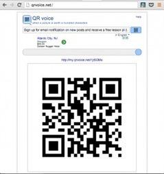 Talking QR Codes! | @LLZ | Flipped Classroom, MOOC & OER | Scoop.it