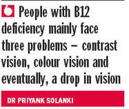Techie was turning blind, docs blame it on vegetarian food, News - City - Bangalore Mirror,Bangalore Mirror | B12 Deficiency | Scoop.it