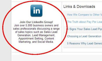 Comment on 5 B2B Content Marketing Tips for Boosting Your LinkedIn Group by Tamar Weiss | social media marketing | Scoop.it