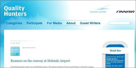 Case study: Finnair puts social media community to work | H2H Marketing | Scoop.it