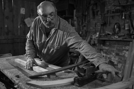 Adam Marelli: Exploring the Craftmanship behind Venetian Boatyards | Sculpting in light | Scoop.it
