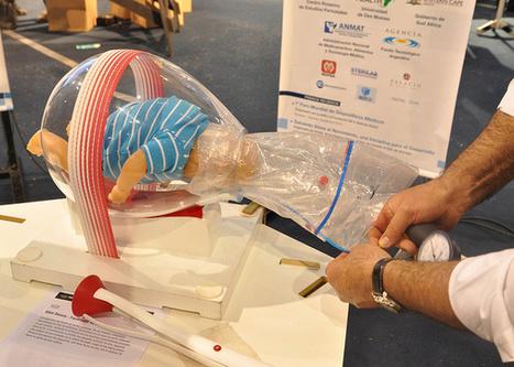 Odon : dispositif d'aide à la sortie des bébés, grâce à la technique du bouchon | Médicaments Pharmacie et Pharmacien | Scoop.it